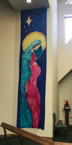 Banner of Mary